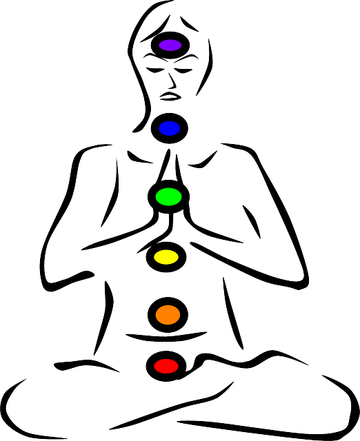 reiki illustration for reiki master practitioner
